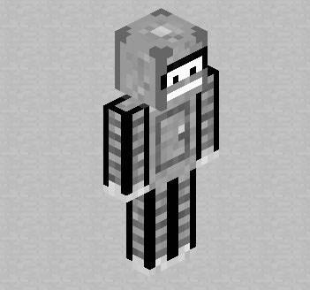 Скин игрока Bender для Minecraft