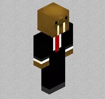 Скин игрока Walrus для Minecraft