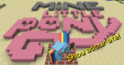 Mine Little Pony [1.4.2]