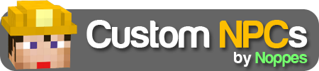 Custom NPCs v0.6 [1.4.2]