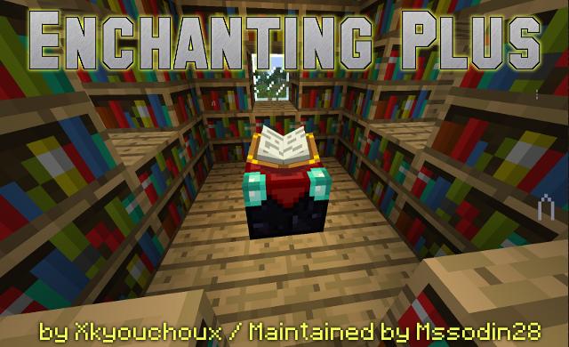 Enchanting Plus [1.4.2]