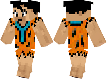 Скин Fred Flintstone для minecraft
